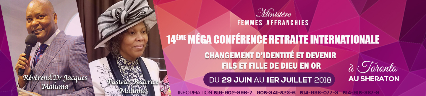 14E MEGA CONFERENCE RETRAITE INTERNATIONALE