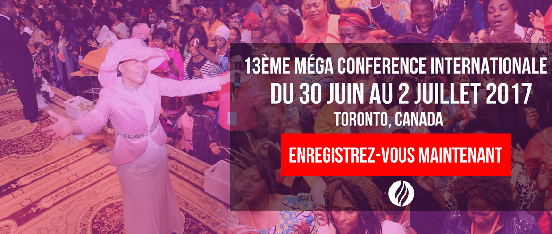 13ème Méga Conférence Internationale